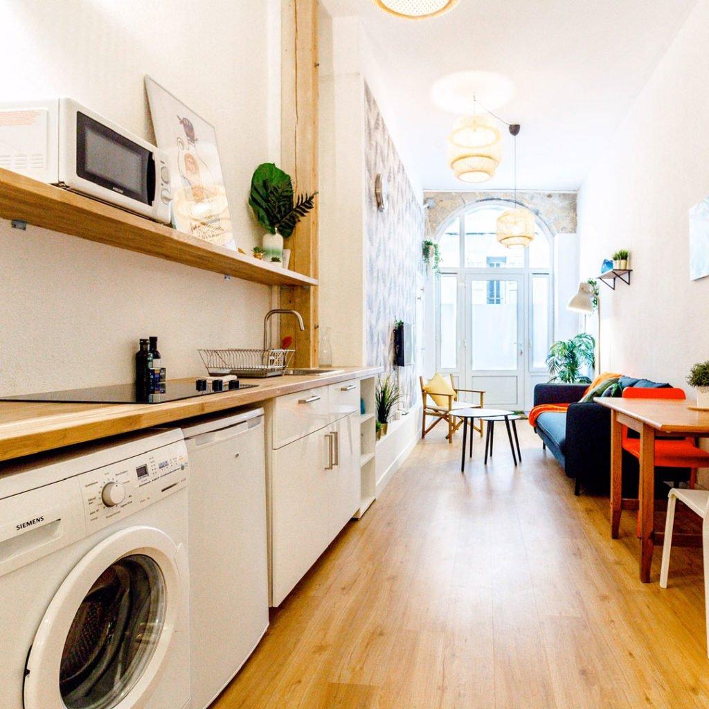 cuisine appartement sur-mesure