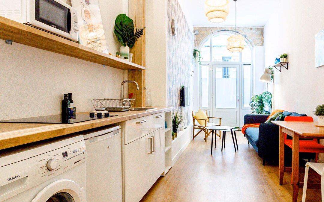Création de meubles sur-mesure appartement Marseille